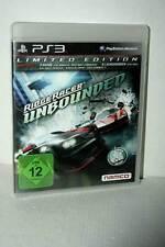 RIDGE RACER UNBOUNDED GIOCO USATO SONY PS3 EDIZIONE TEDESCA PAL VBC 51675