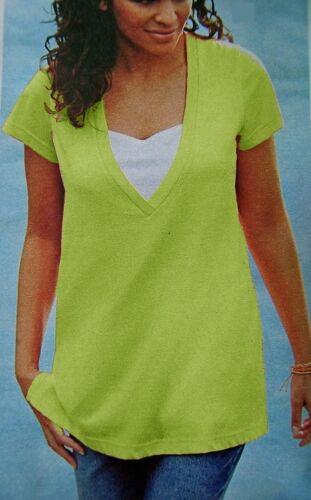 40//42 mint grün NEUWARE 963141 Lässiges 2in1 Long Shirt Gr