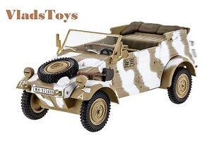 Eaglemoss-1-43-VW-Volkswagen-Kubelwagen-Type-82-German-Army-EM046