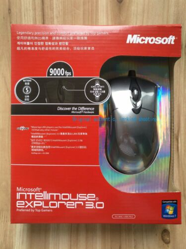 54IPS Optical Mouse 25G Microsoft Optical IntelliMouse Explorer 3.0 //9000FPS