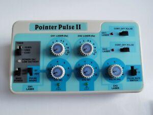 Pointer Pulse II Dual Probe Laser & T.E.N.S.