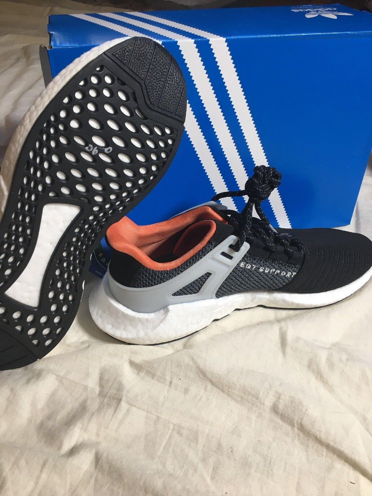 sale retailer f7e5e 934a9 Men's EQT 10 Size CQ2396 shoes Black Pack Welding Boost 17 ...