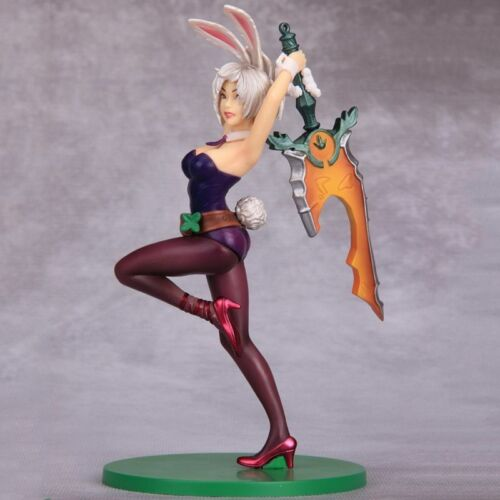 LOL League of Legends figure Action Game Riven The bladeCharacter Model Toy Gift