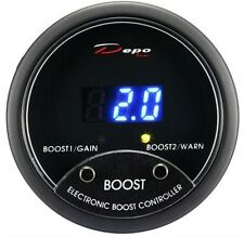 Boost Controller (Electronic Gauge Type) *Turbo 4WD Petrol Diesel Patrol AEM Tru