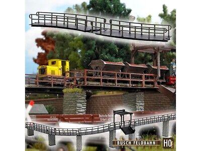 Costante Busch - 12386 H0f Ponte Curvo 2x-mostra Il Titolo Originale