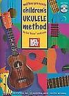 Children's Ukulele Method Book/CD Set by Lee Drew Andrews (2010, Book, Other)