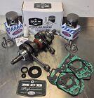 Ski Doo Crankshaft & Piston KIT MCB DUAL 800-R XP 07-08 BRP Ski Doo
