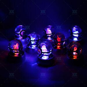 Star Wars 3D Big Crystal Ball LED RGB Night Light Desk Table Lamp Creative Gift