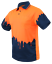 3x-HI-VIS-POLO-SHIRTS-2-TONE-COOL-DRY-Short-Sleeve-Collection-AS-NZS-1906-4602 thumbnail 6