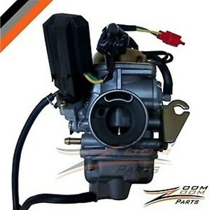 new carburetor yerf dog dogg gy6 150 150cc scooter moped. Black Bedroom Furniture Sets. Home Design Ideas