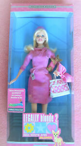 Legally blond 2 collector edition elle woods barbie.
