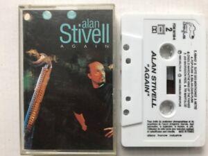 ALAN STIVELL AGAIN K7 AUDIO TAPE c32