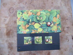 2011-Guernsey-Mint-Stamps-presentation-pack-Forests