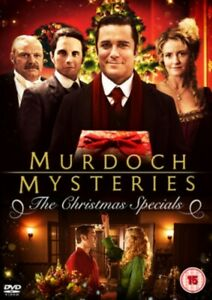 Nuovo Murdoch Mysteries - The Christmas Specials DVD