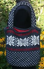 Womens Aero Aeropostale Purse Handbag Knit Shoulder Bag Crochet