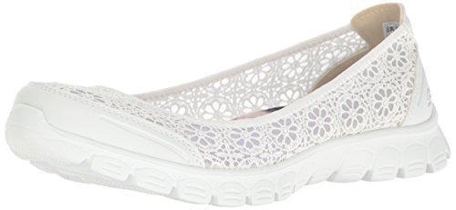Skechers Sport femmes  Ez Flex 3.0 Majesty Fashion Sneaker- blanc