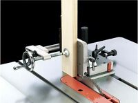 Heavy Duty Precision Shop Fox Tenoning Jig For Table Saws & Shapers D3246
