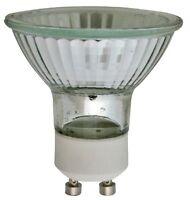 Halogen 120v Gu10 Base - Mr16 Face Type Light Bulb 20w 35w 50w 75w