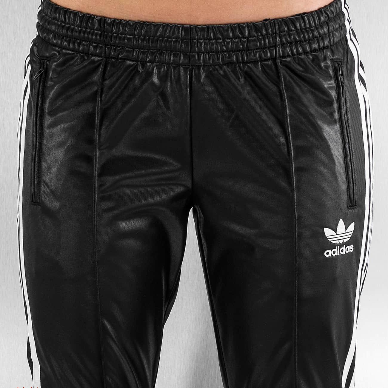 Details about SMALL adidas Originals Women's WET look SUPERGIRL TRACK PANTS U.S. SZ:4 1AVL