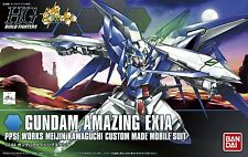 Gundam HG Build Fighters 016 Gundam Amazing Exia 1/144 Meijin Model Kit Bandai