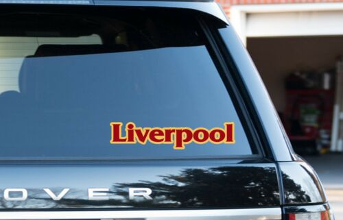 """Arsenal London Town City window bumper stickers//decals 2 pack 8/"""""""