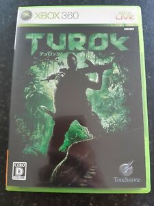 Turok-Japanese-Xbox-360