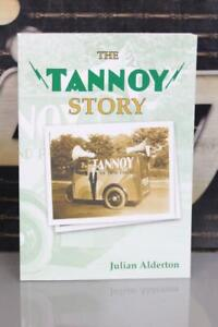 034-THE-TANNOY-STORY-034-Julian-Alderton-Brand-New-2019-Revised-ed-PAPERBACK-BOOK