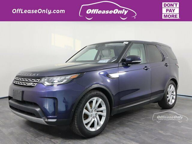 2017 Land Rover Discovery V6 HSE Supercharged AWD