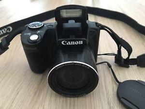 Canon PowerShot SX510HS - Appareil photo numérique noir