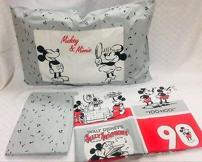 Copripiumino Matrimoniale Walt Disney.Completo Copripiumino Singolo Topolino Minnie Fumetto Caleffi Ebay