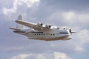 Details about Short Sunderland II 136 inch flying boat RC AIrplane Digital  Plans on CD
