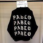 Pablo PARIS TLOP Paris Black Hoodies Hood Sweat Shirt Black POP UP STORE
