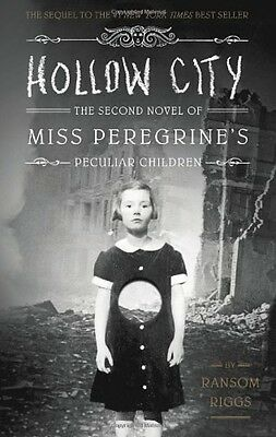 Hollow City, Miss Peregrine's Peculiar Children, by Ransom Riggs, Hardcover 2014
