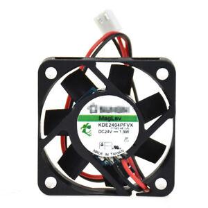 KDE2404PFVX-24V-1-9W-2pin-3pin-for-Sunon-Drive-Cooling-Fan-40-40-10mm