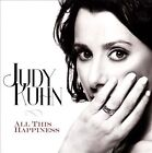All This Happiness * by Judy Kuhn (CD, Jun-2013, PS Classics)
