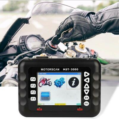 MST3000 euro version universal Motorcycle Scanner Fault Code Scanner for moto