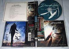 Dreamtide - Here Comes the Flood (2001) JAPAN CD +1 bonus track STICKER