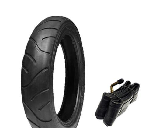 280 x 65-203 Pram Tyre /& Bent Valve Inner Tube 280x65-203 Buggy