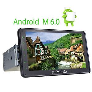 Intel Android 6.0 Autoradio Singole 1Din GPS Navigazione Mirror Touch Screen OBD