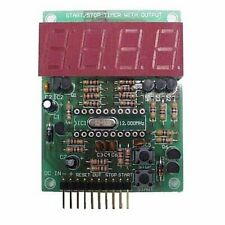 4 Digit Programmable Counter With Timer Firmware Of Choice Requires Assembly