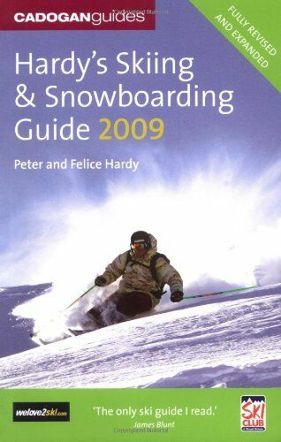 Hardy's Skiing and Snowboarding Guide 2009 (Skiing & Snowboarding Guide),Peter