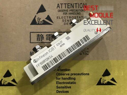 1PCS INFINEON FF100R12KS4 power supply module NEW 100/% Quality Assurance