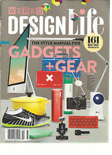 WIRED, DESIGN LIFE THE STYLE MANUAL FOR GADGETS + GEAR,  SPECIAL EDITION 2014
