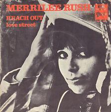 "MERRILEE RUSH – Reach Out (1969 VINYL SINGLE 7"" DUTCH PS)"