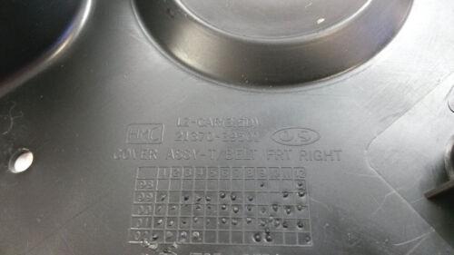 2002-2005 Kia Sedona Right Upper Timing Cover 21370-39501 OEM Kia Factory Part