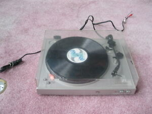 Ebay Record Player >> Calibre 360 Direct Drive Turntable Record Player Vintage Collectible