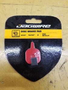 Jagwire Mountain Sport Semi-Metallic Disc Brake Pads for Shimano Deore Tektro