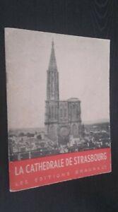La-Catedral-De-Estrasburgo-Ediciones-Braun-amp-cie-Hans-Reinhardt-Mulhouse-Dornach