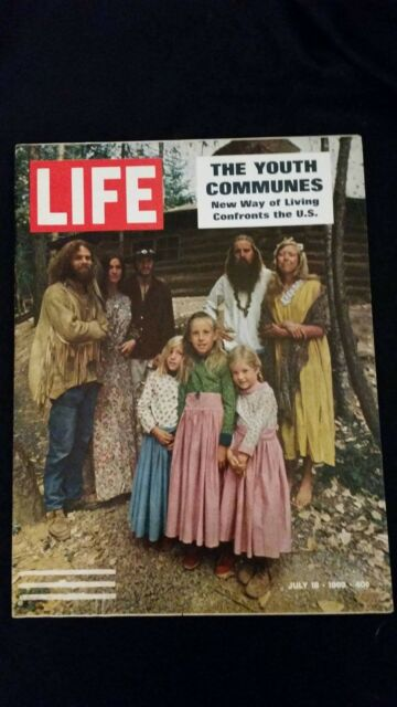LIFE July 18, 1969 VG Condition