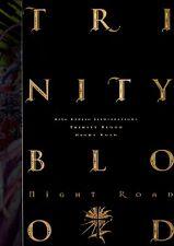 29h Dec  Release Trinity Blood Night Road Kiyo Kujo Illustrations Japanese  Manga